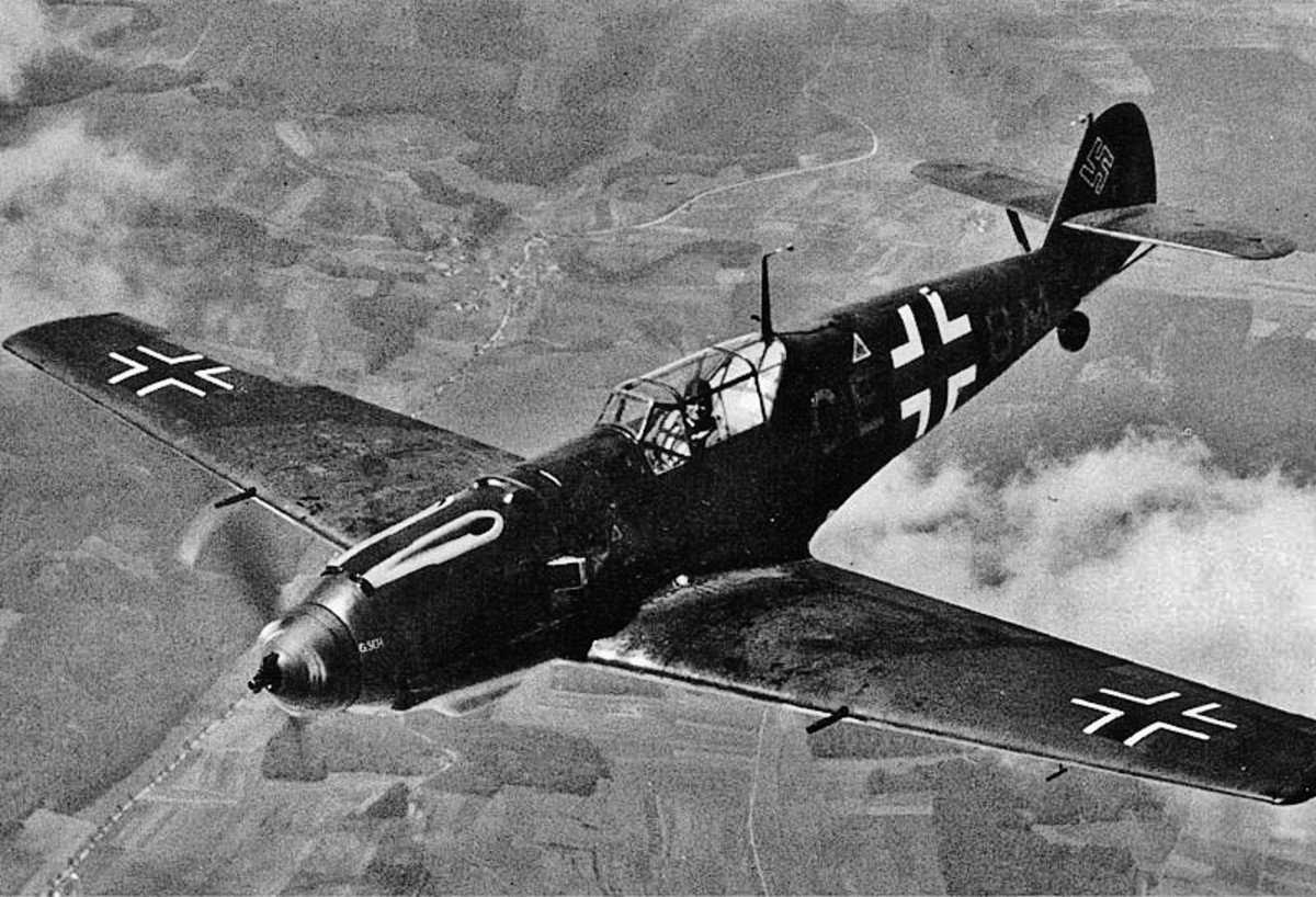 History of the Messerschmitt BF 109