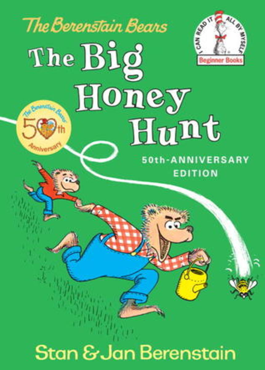 The Big Honey Hunt (The Berenstain Bears) by Stan Berenstain