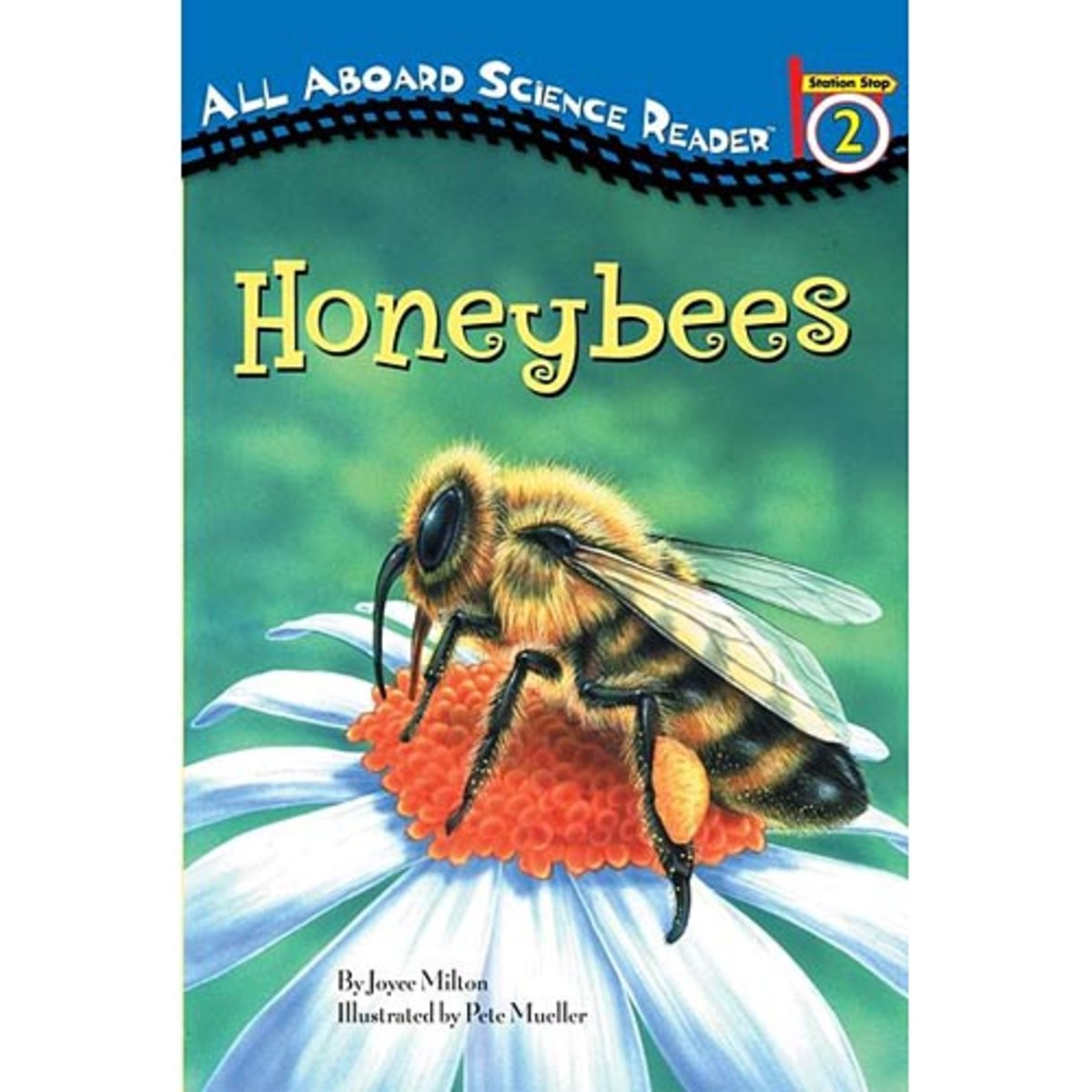 Honeybees (Penguin Young Readers, L3) by Joyce Milton