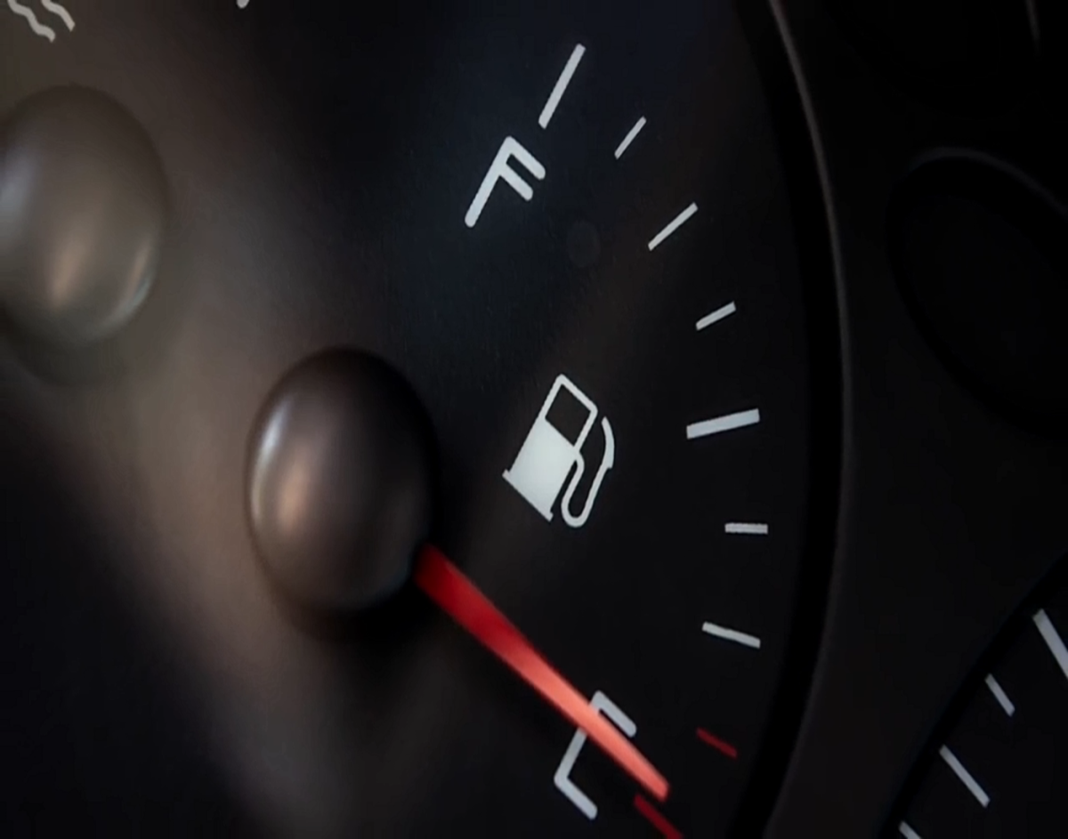 This breaks the fuel pump, as debris or contaminants from the gas that settle at the bottom of the tank will be delivered through the fuel pump when driving on a dangerously low tank below one-eighth of a tank.