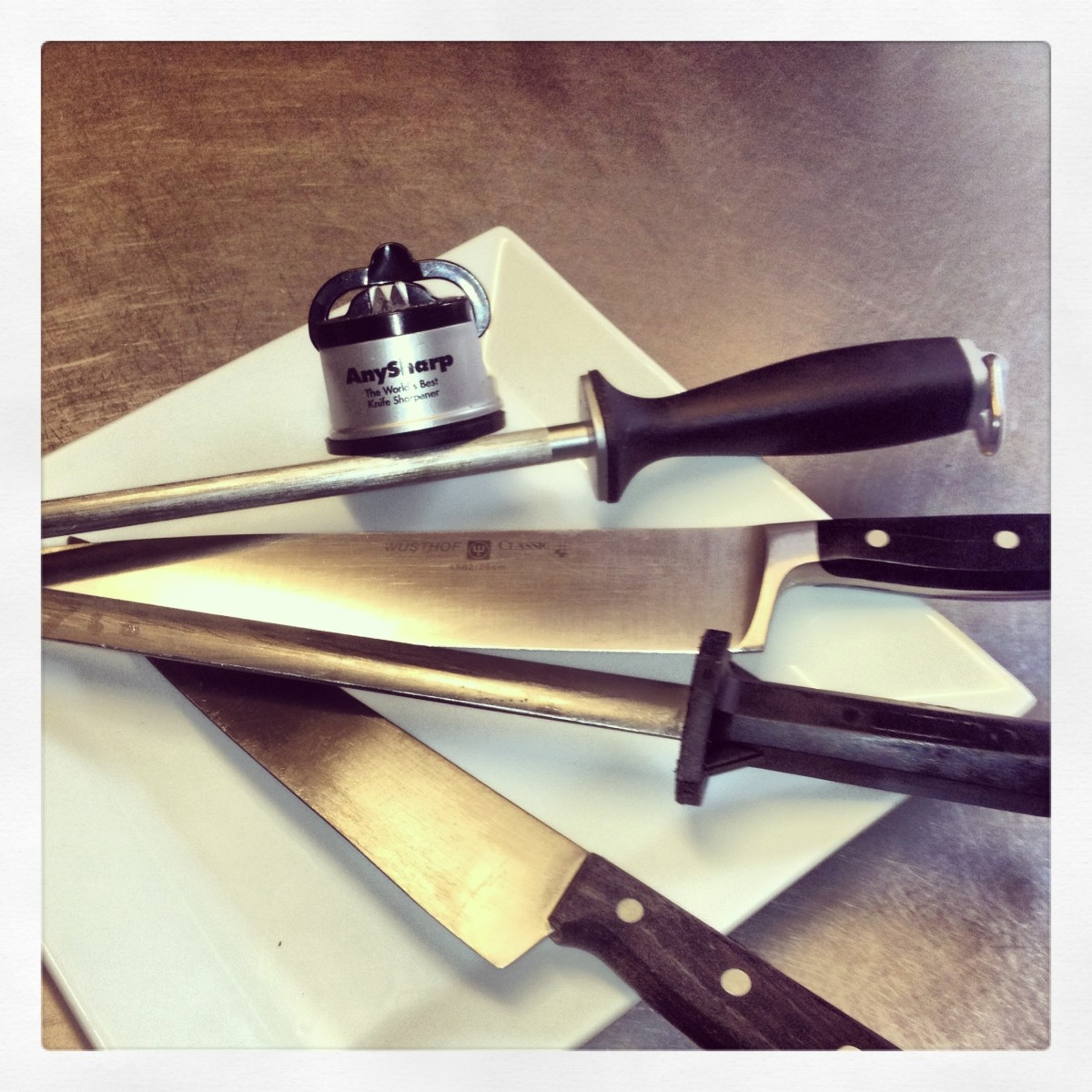 What Is the Best Kitchen Knife Sharpener