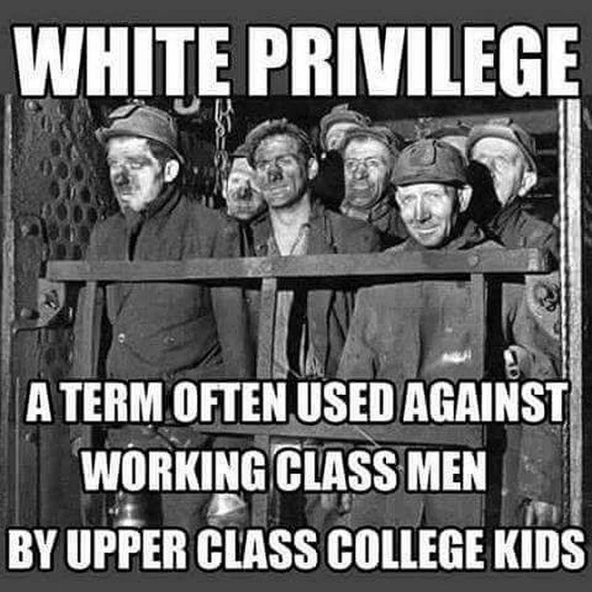 White Privilege: Much Ado About Nothing
