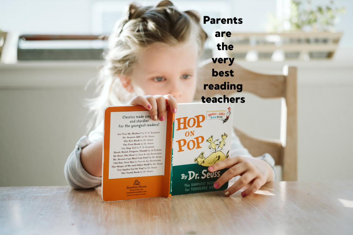 How Parents Can Teach Their Child to Read in 3 Easy Steps