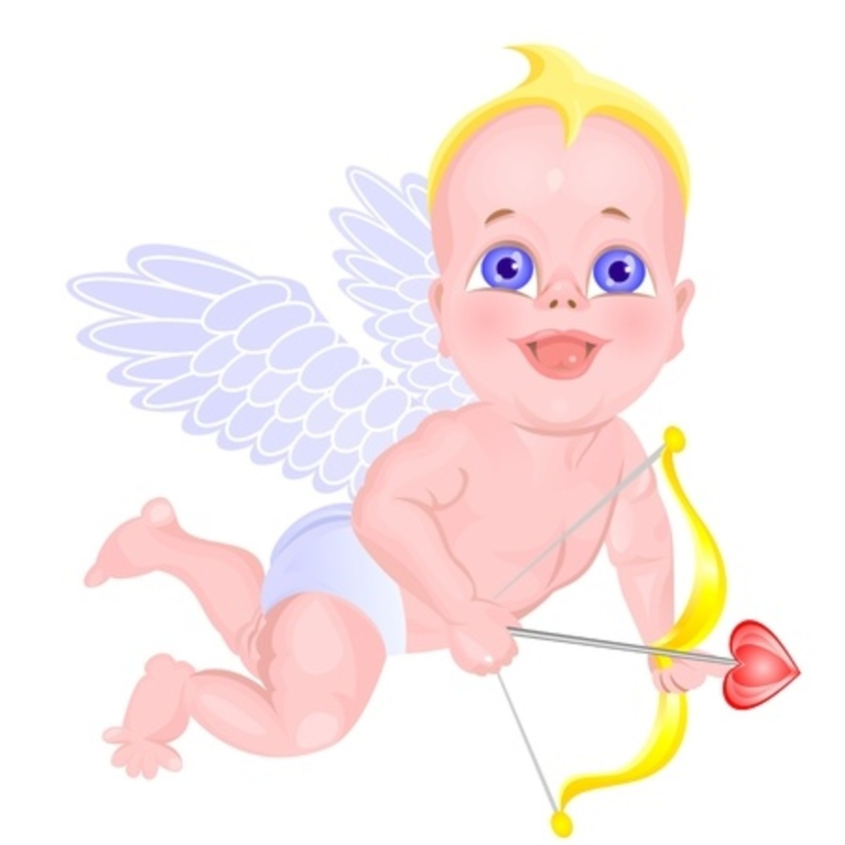 A cute version of Cupid