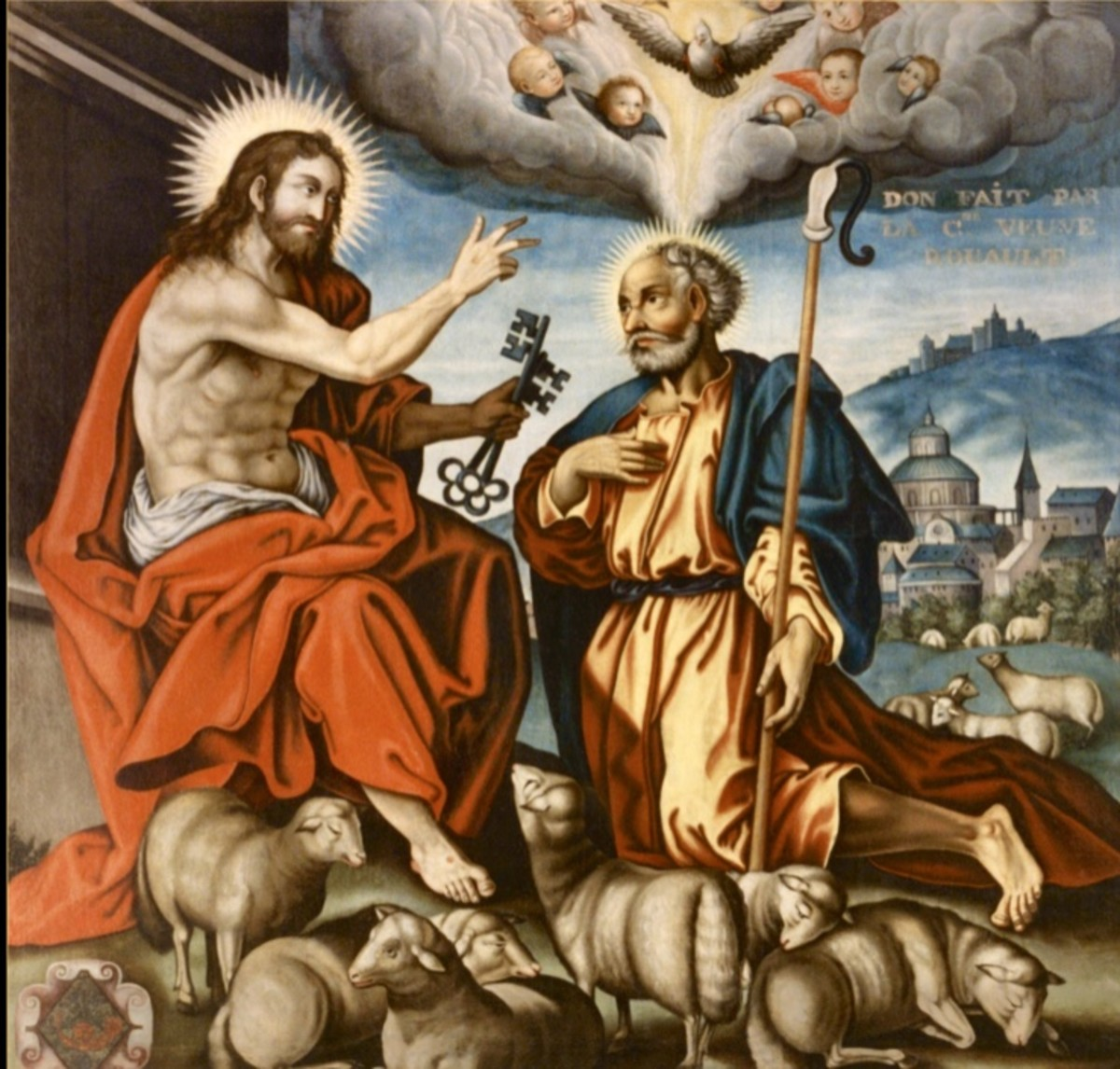 The Feast Of The Chair Of Saint Peter