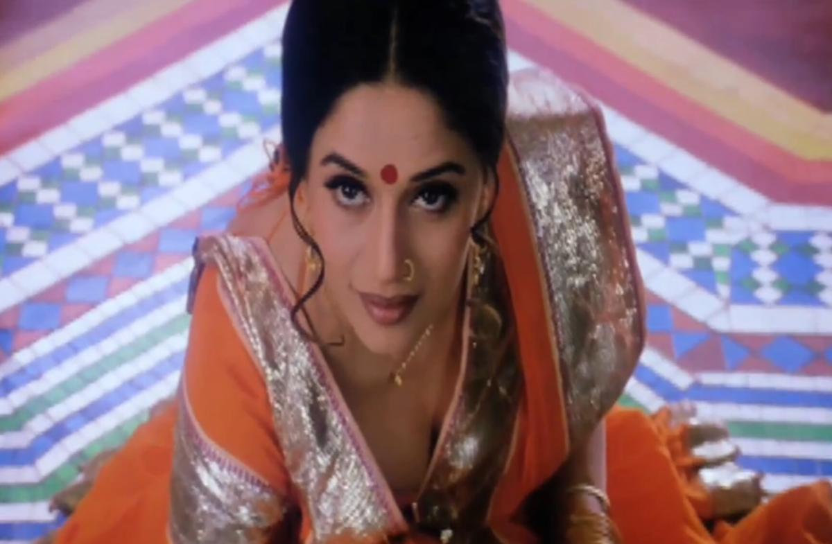 Madhuri Dixit as Chandramukhi in Devdas