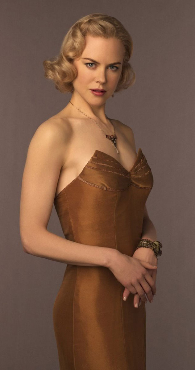 Nicole Kidman as Mrs.Coulter from The Golden Compass