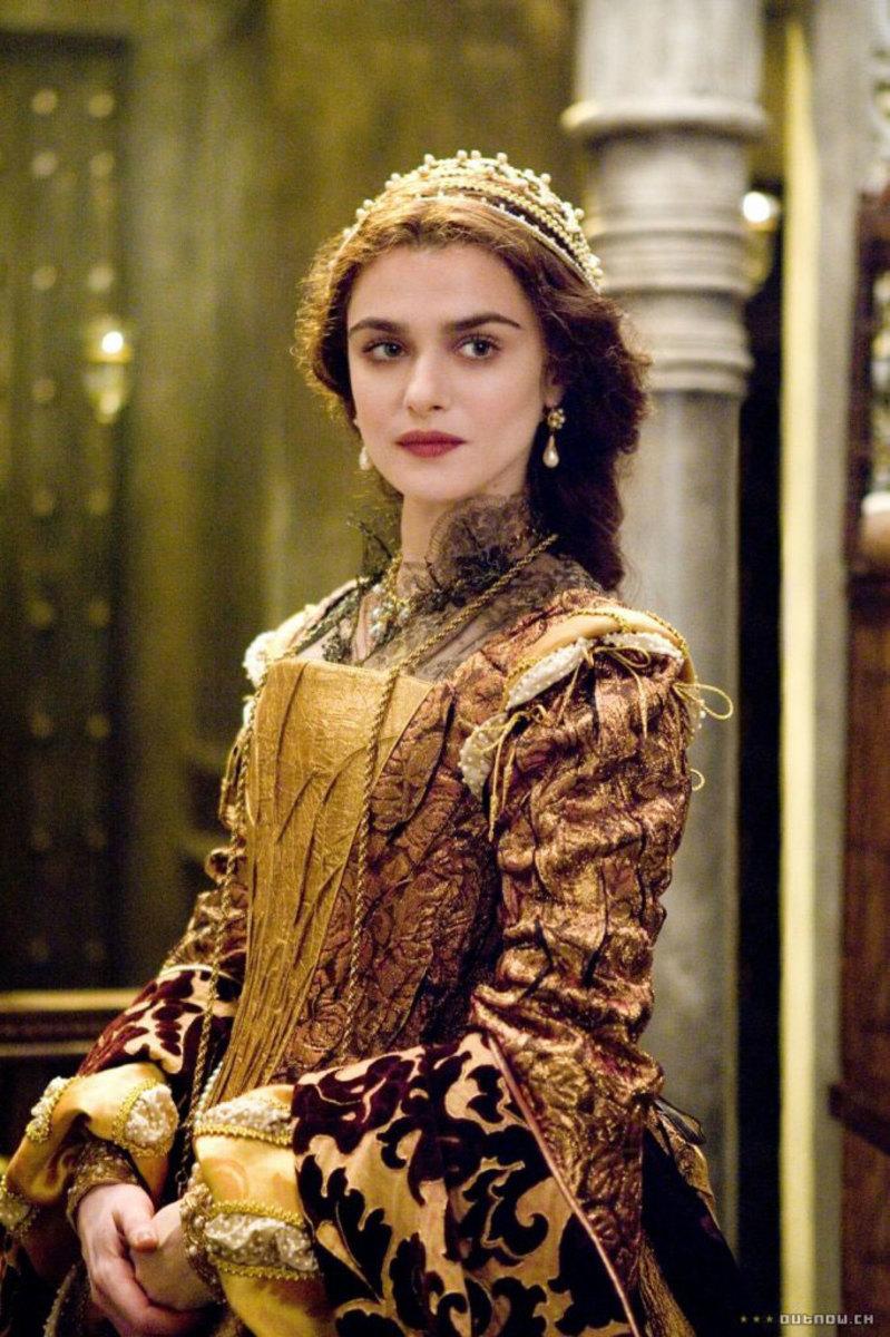 Rachel Weisz as Queen Isabel from The Fountain
