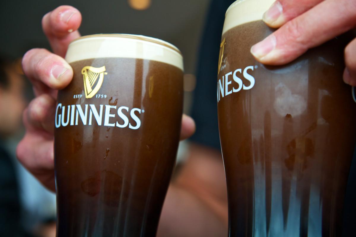 Say cheers the Irish way!