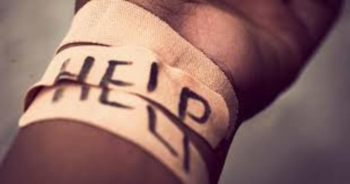 Helping Teens Who Self-Harm