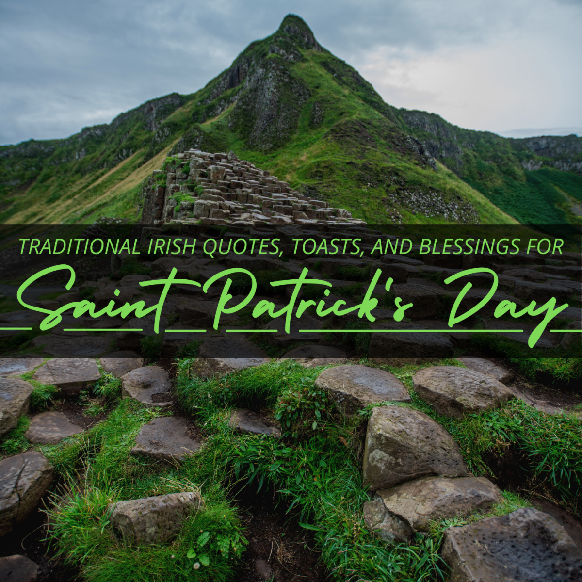 Irish Toasts, Sayings, and Quotes for St. Patrick's Day