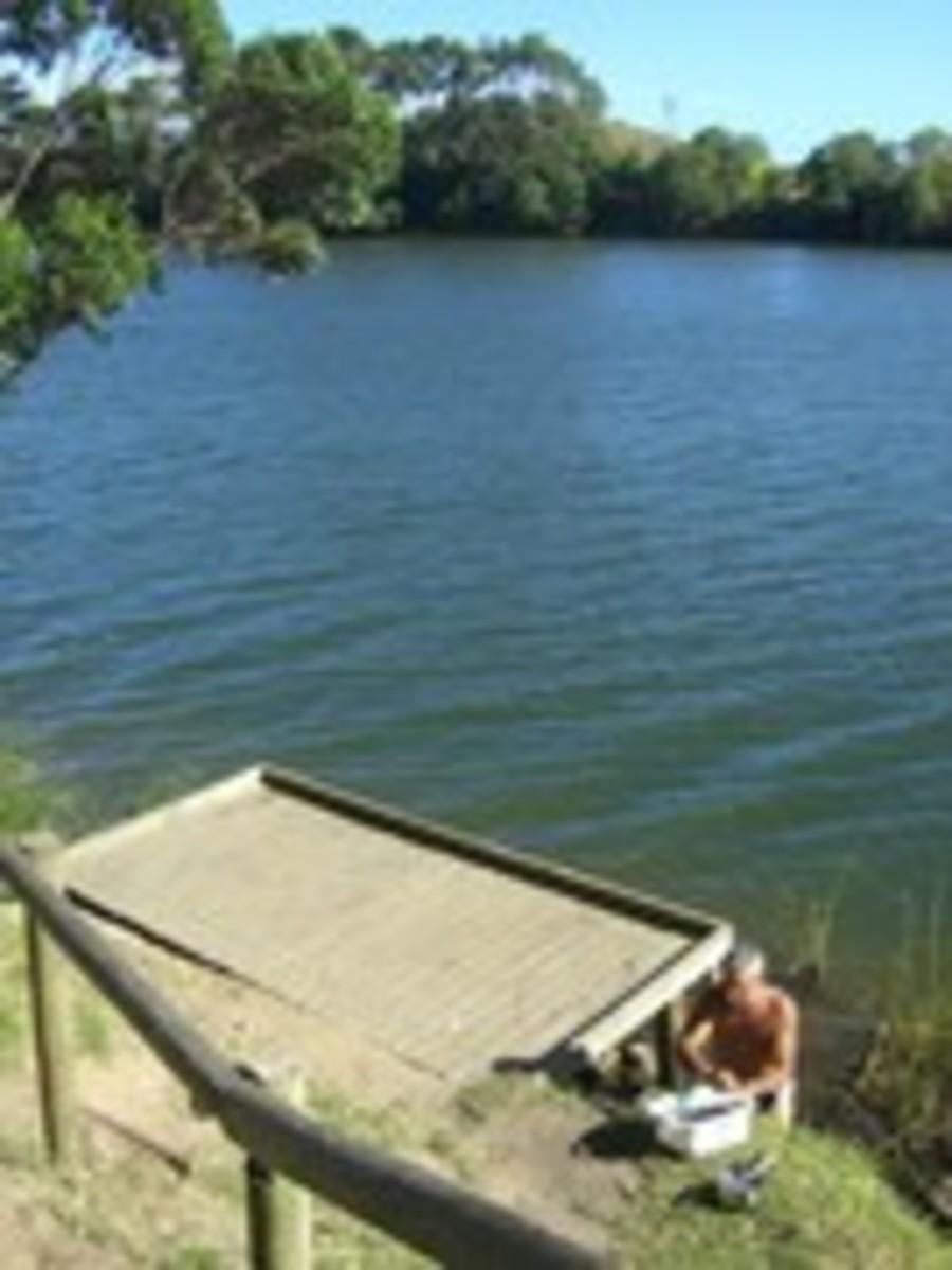 A free camping  spot in Australia !