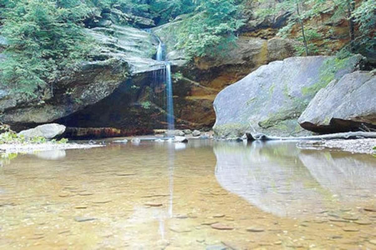 Ngwo Cave & Waterfall