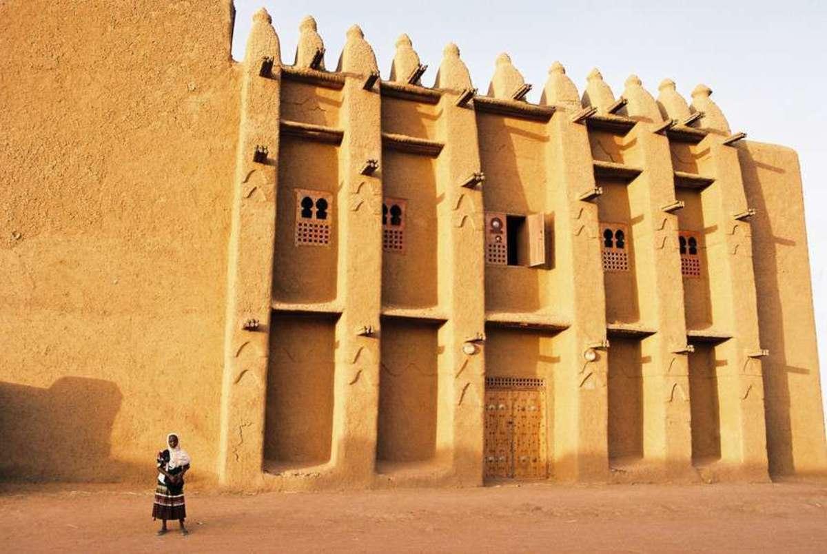 Ancient Kano City Wals
