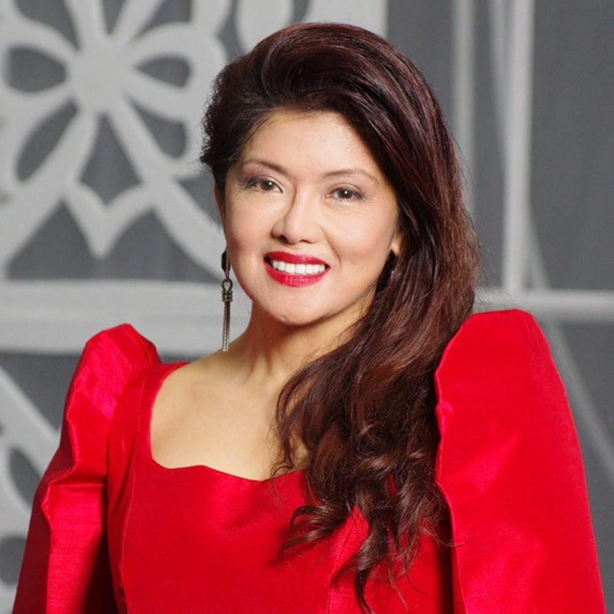 Imee Marcos, one of the reciepient of the curse.
