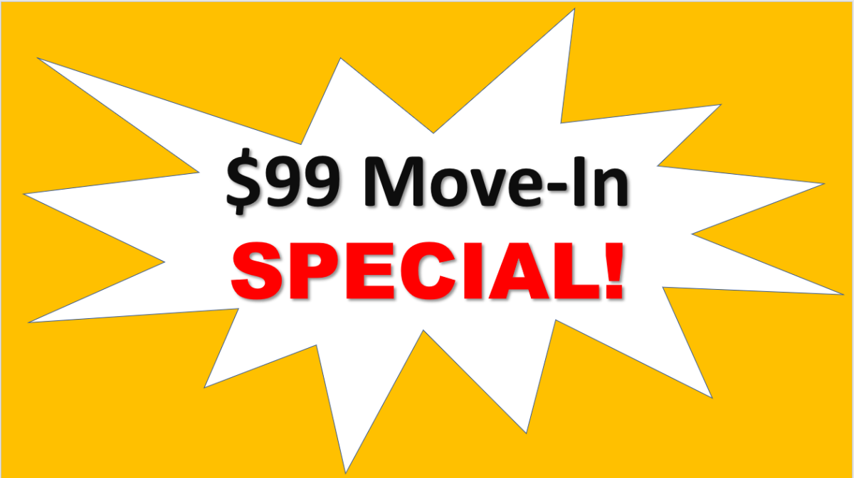 Find a Move In Special, Preferably BEFORE the Eviction Hits Your Credit Report