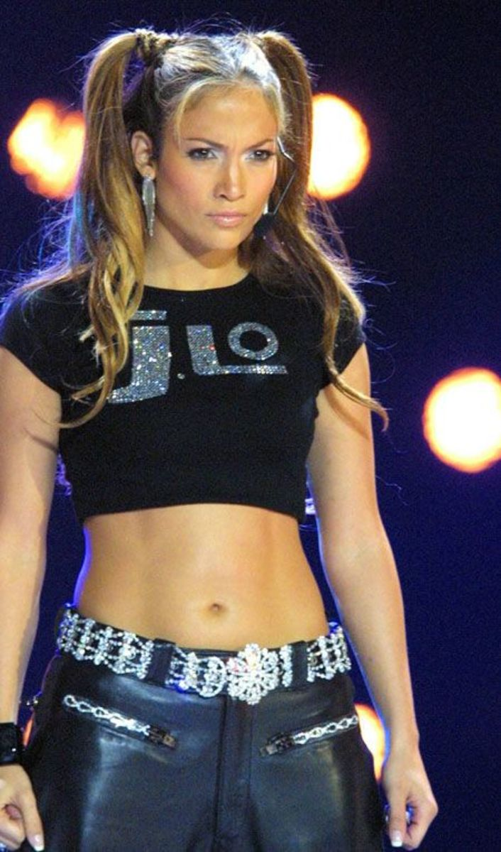 Pop star Jennifer Lopez brought a fierce confidence in her natural figure to the social stage. Though still fit, she never worked to get rid of her butt or make it flatter. If anything , it accentuated it and people took notice.