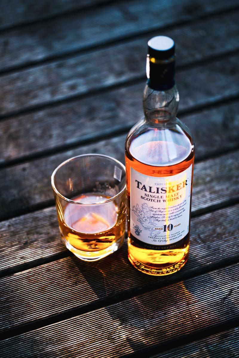 Talisker is from Scotland.