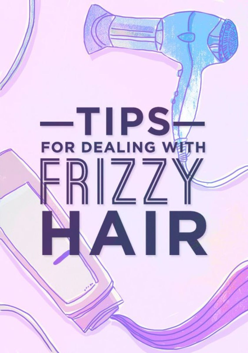 Awesome Tips For Frizzy Hair