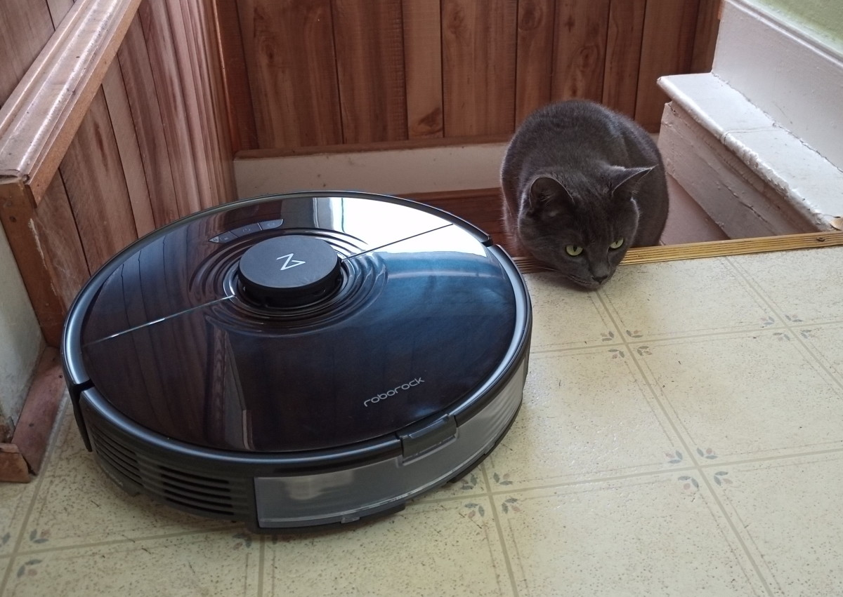 Review of the Roborock S7 Robotic Vacuum Cleaner