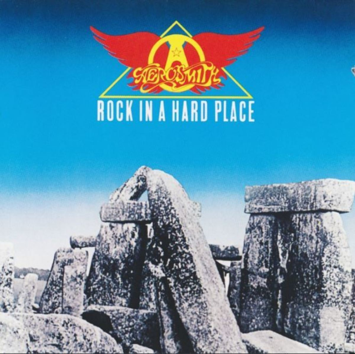 """""""Rock in a Hard Place"""" CD cover"""
