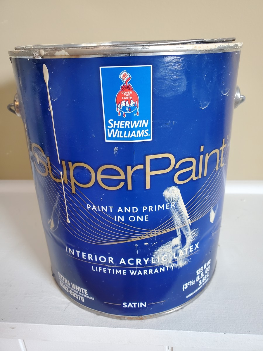 My Review of Sherwin Williams Super Paint (Interior and Exterior)