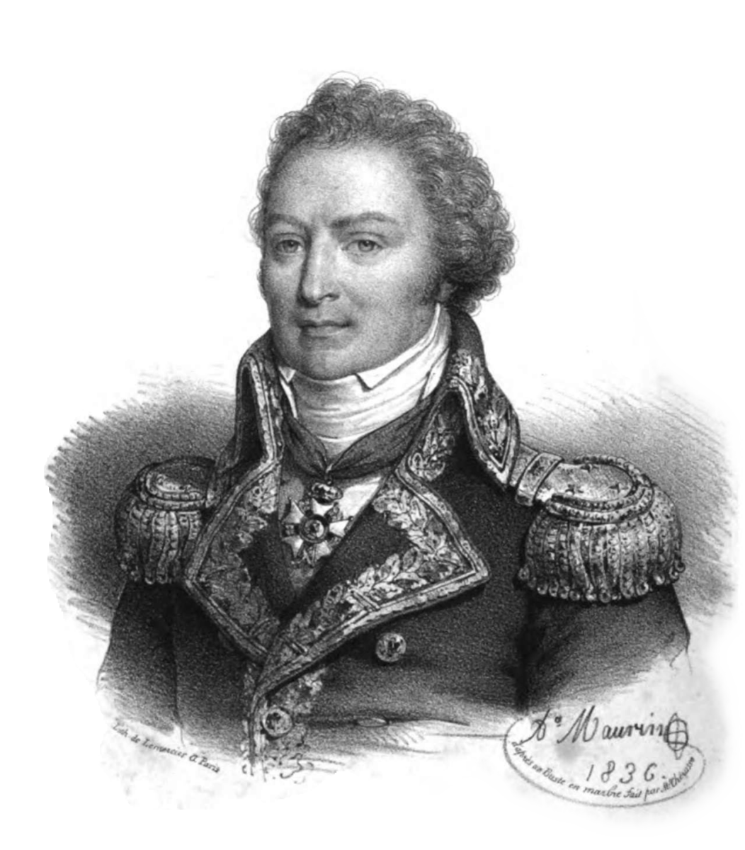 Latouche Tréville - perhaps the French fleet would have had a happier fate if he had been in command rather than the depressed and despondent Villeneuve!