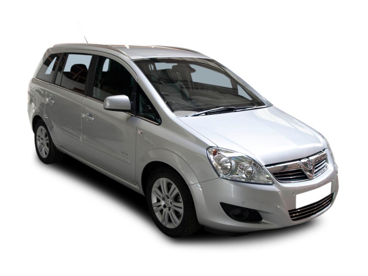 Vauxhall Zafira.