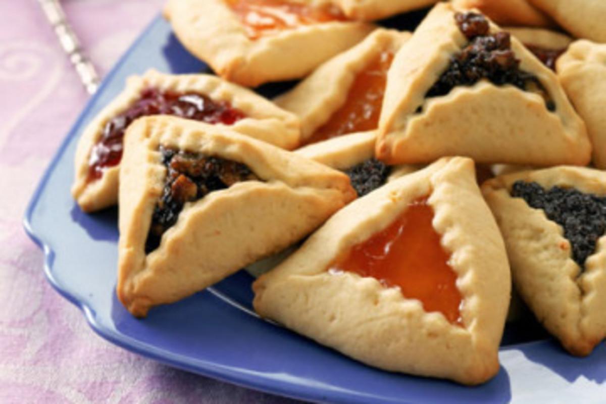 Kosher, Gluten-Free Hamantaschen for a Joyous Purim