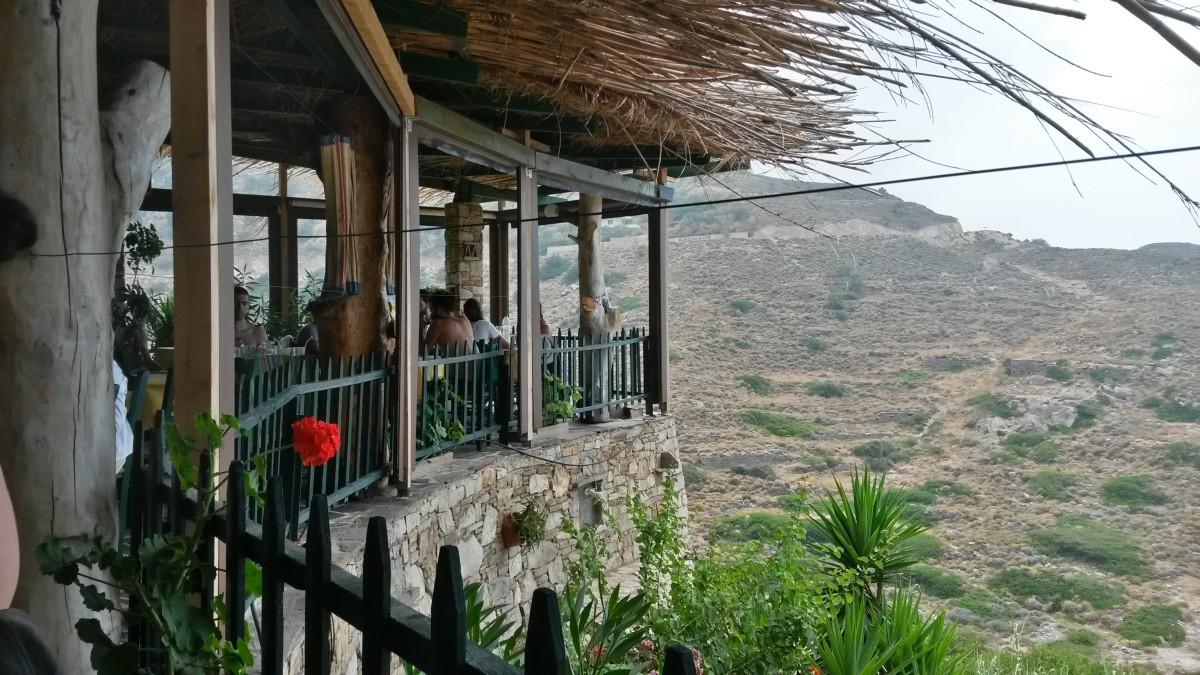 Taverna at Nas