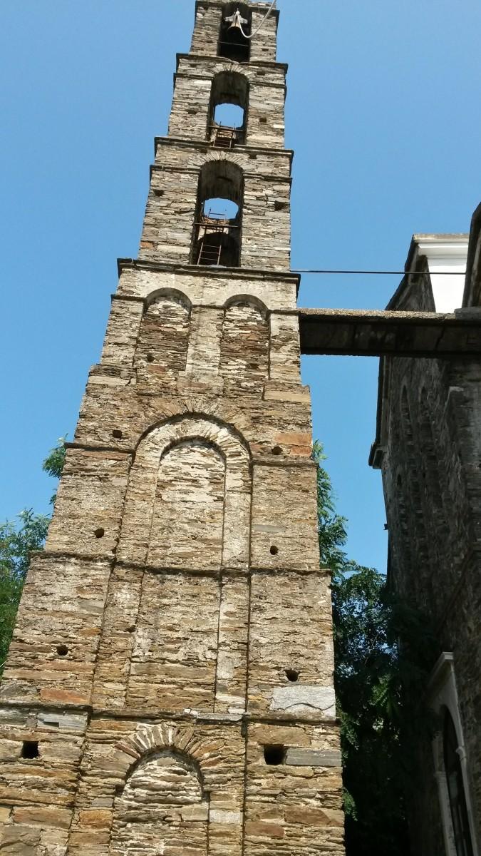Church at Arethousa