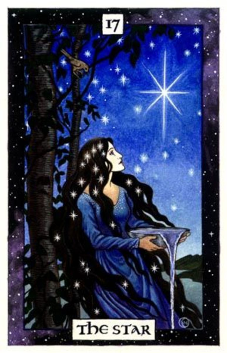 The Star is a powerful card of renewal, breakthrough, and divine connection. This card brings back hope, faith, and belief.