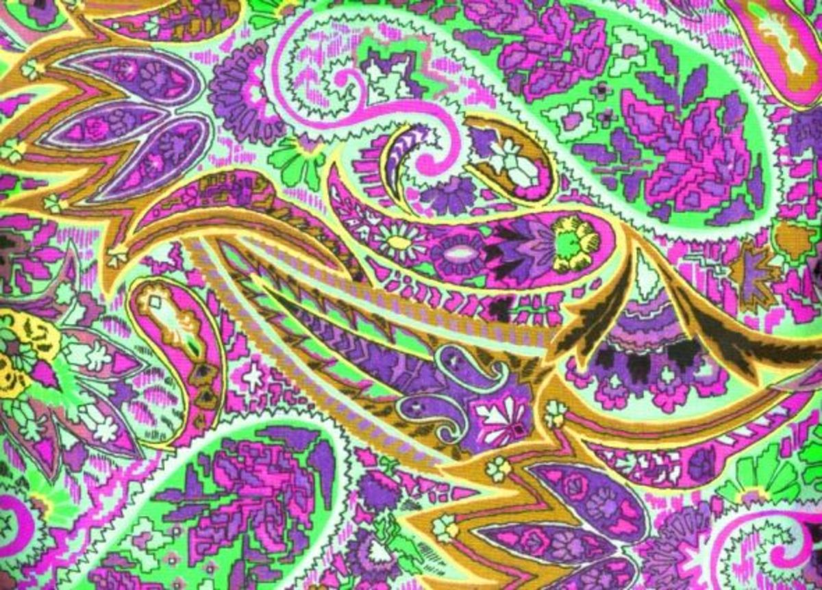 Paisley Image Used Under Creative Commons 30 License