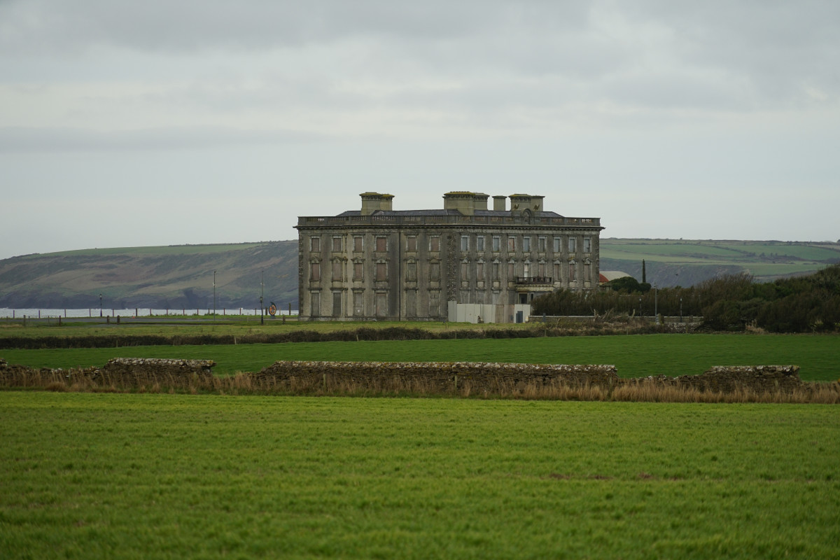 The Legend of Loftus Hall, Ireland's Most Haunted Mansion