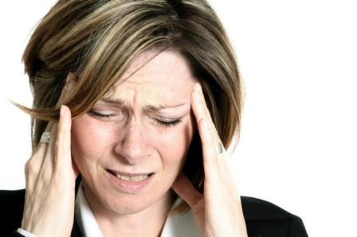 Changes in air pressure can lead to headaches