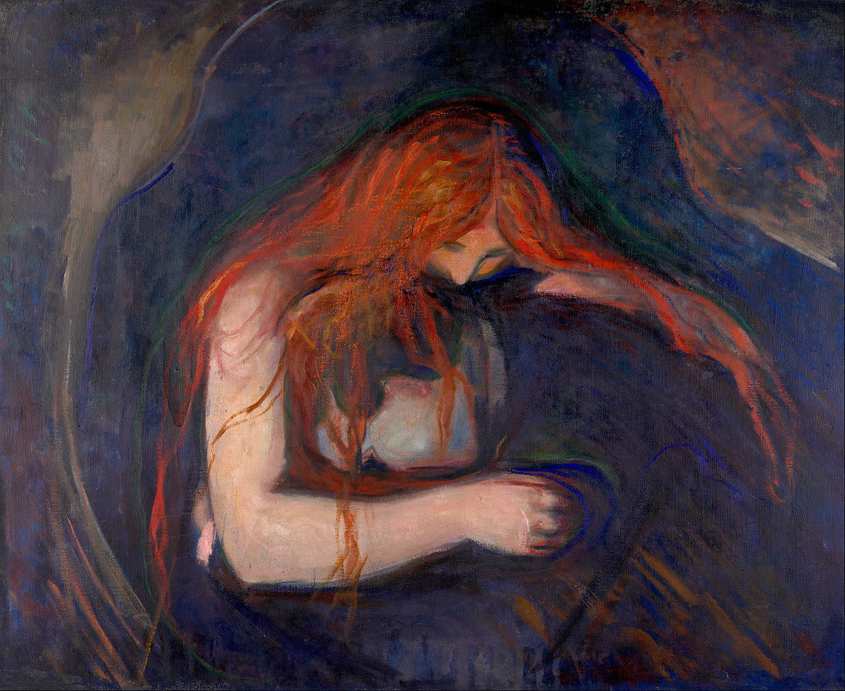 Edvard Munch (Love and Pain)