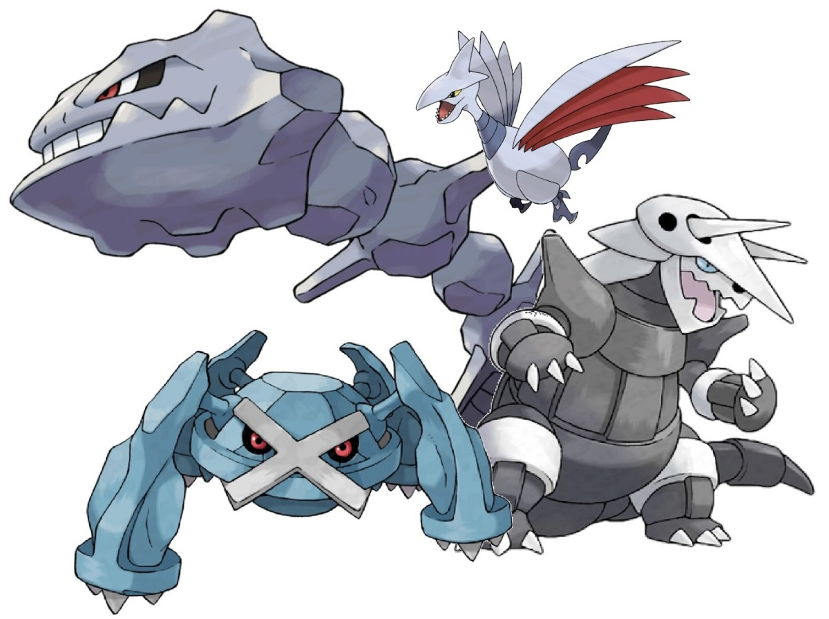 Steel Pokémon