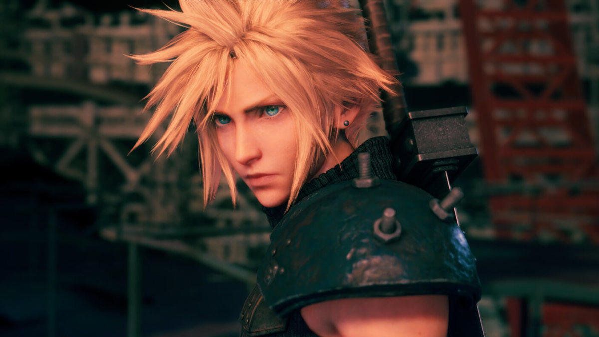"""Final Fantasy VII Remake"" featured Cloud Strife, a genetically enhanced mercenary fighting against the villainous Shinra Power Electric Company."