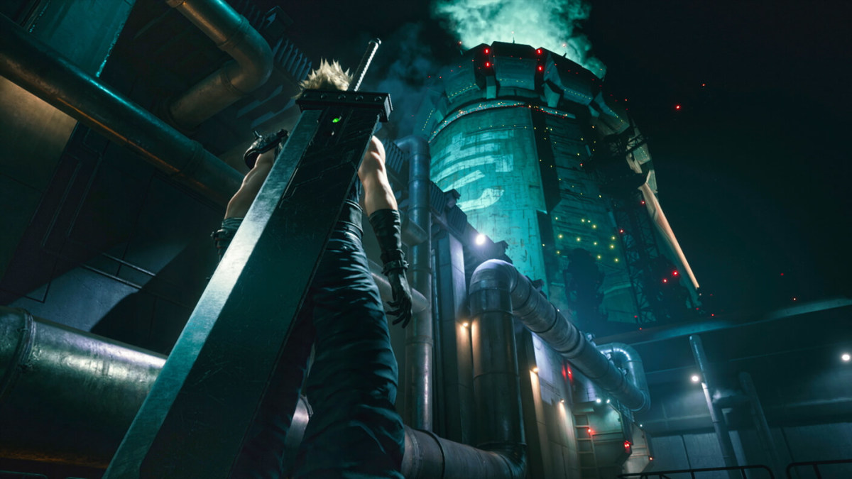 "The story of ""Final Fantasy VII Remake"" takes place entirely within the original game's first setting, the mako-powered city of Midgar."