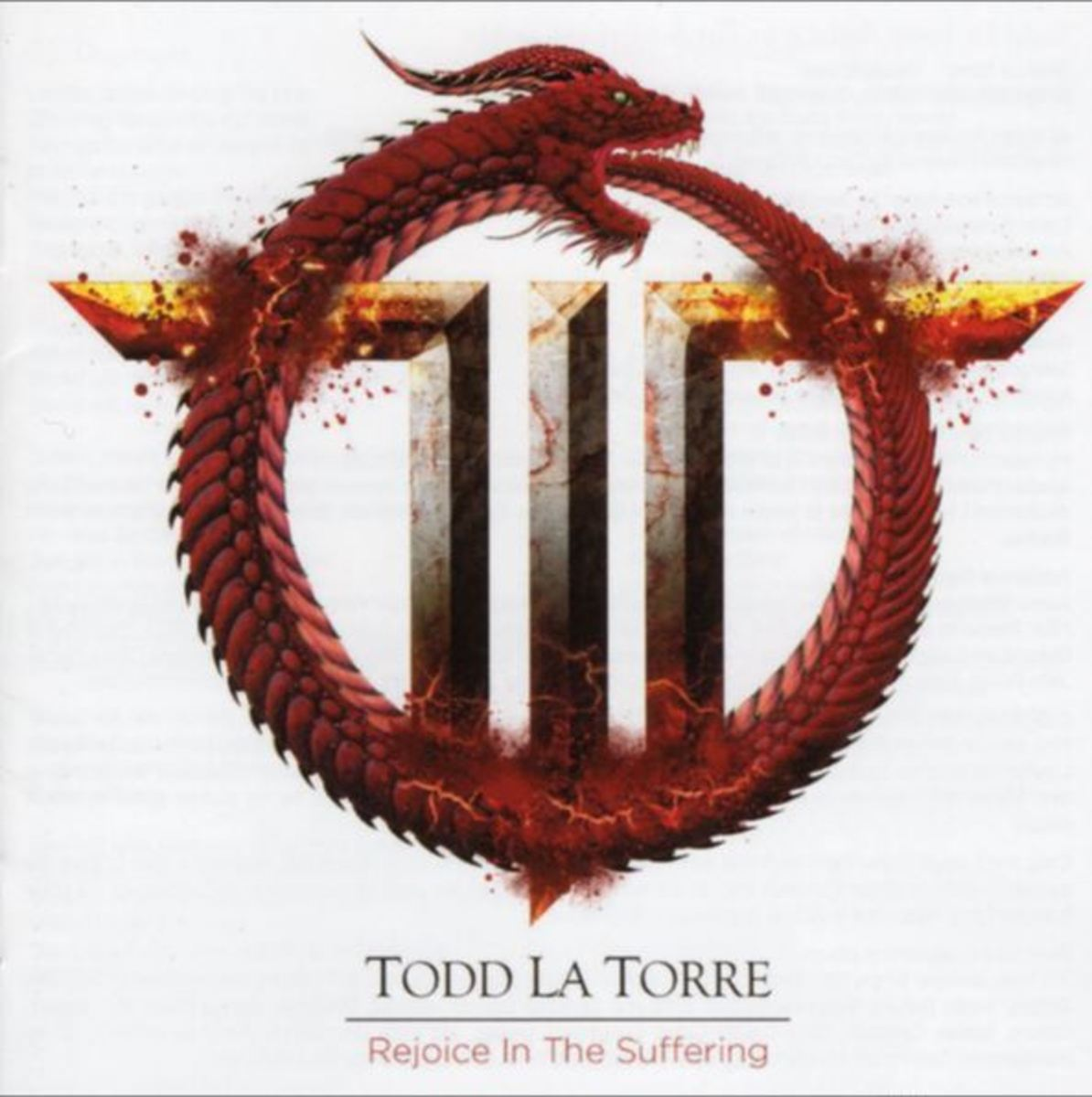 Todd La Torre,