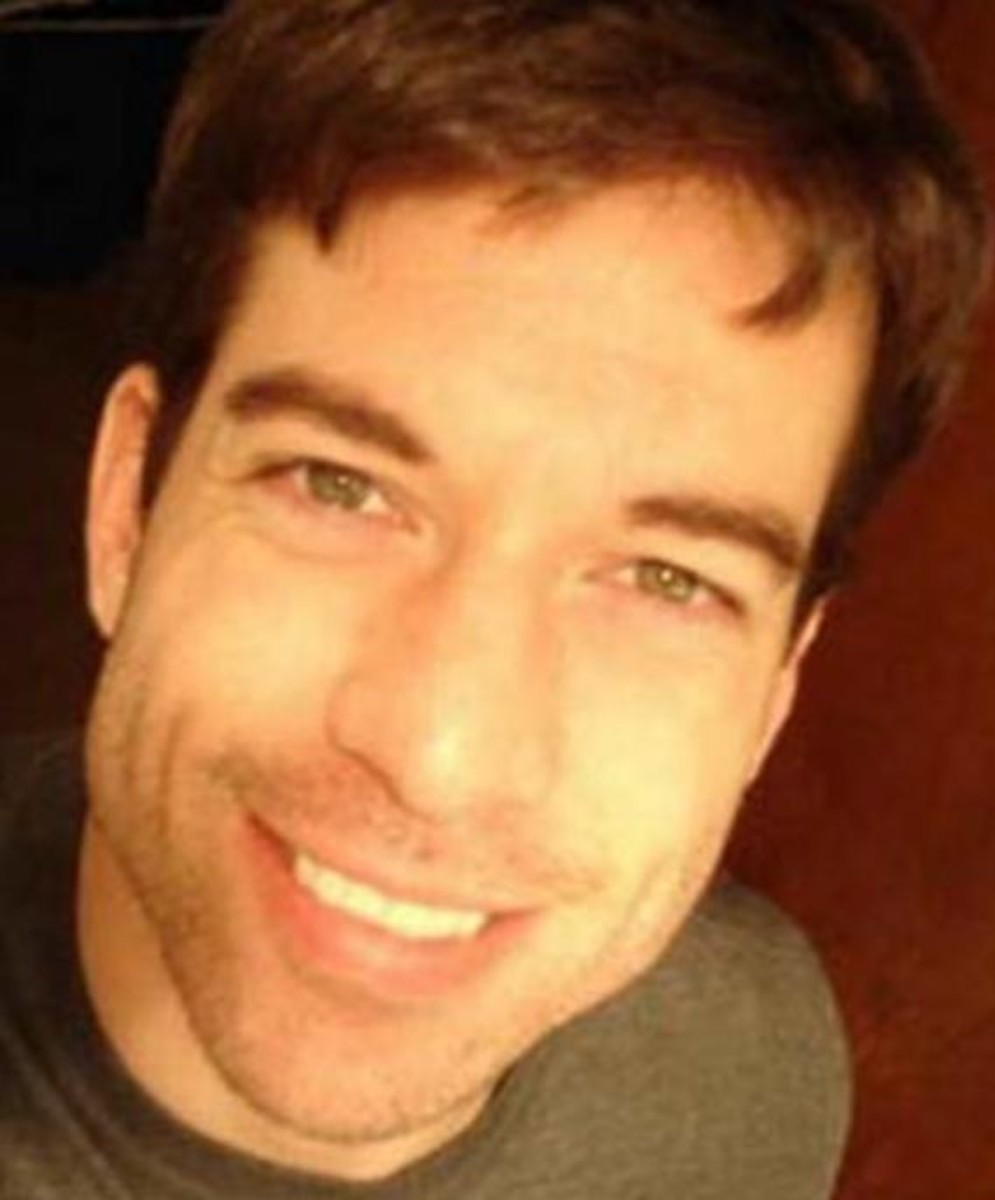 Missing: Brian Randall Shaffer