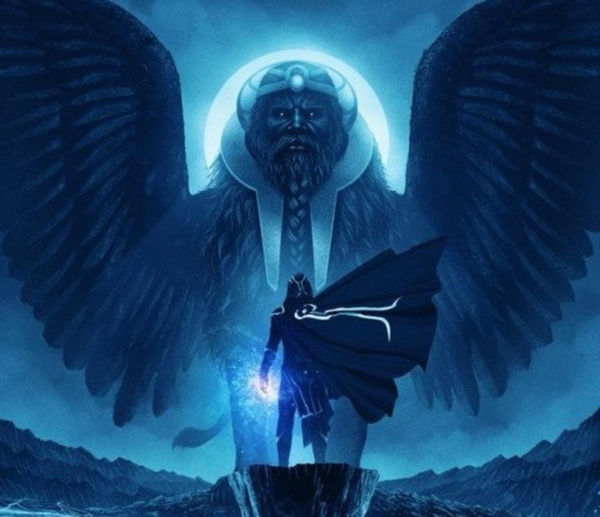 Jace, blue's primary planeswalker