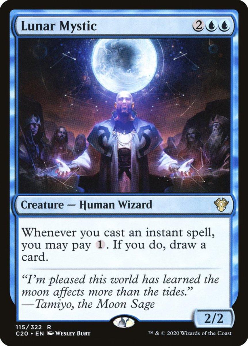 Lunar Mystic mtg