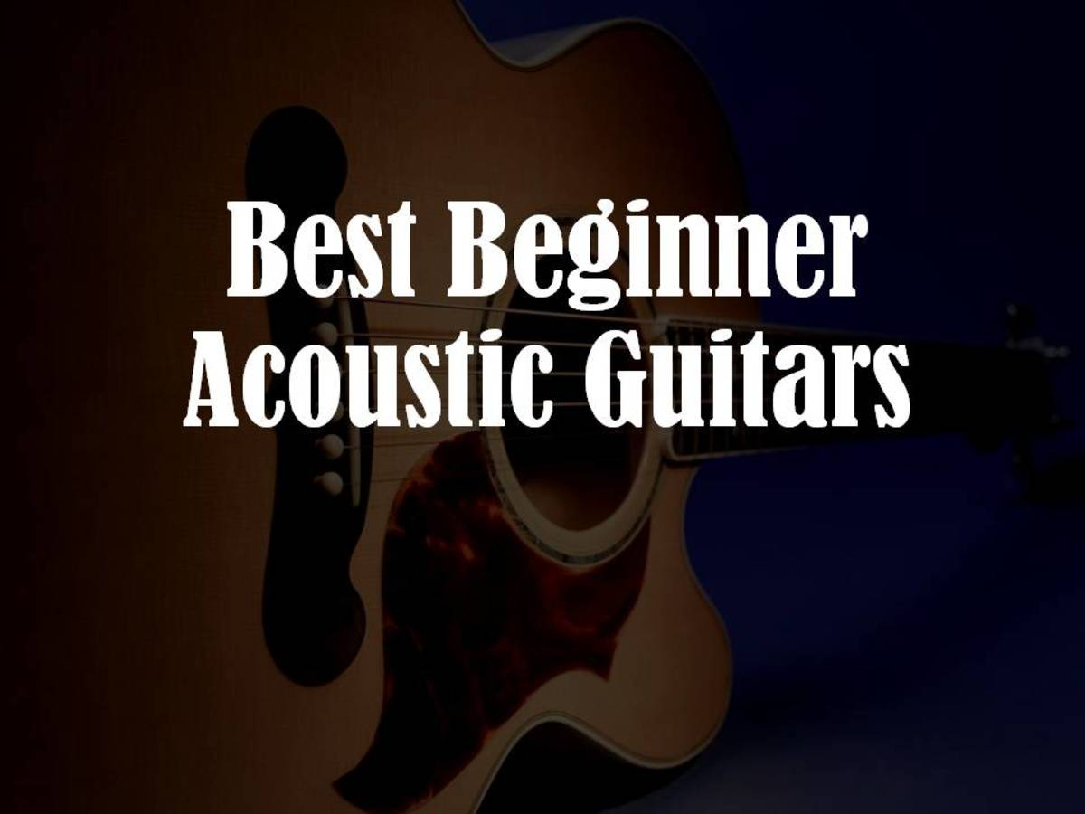 How to Choose a Beginner Acoustic Guitar