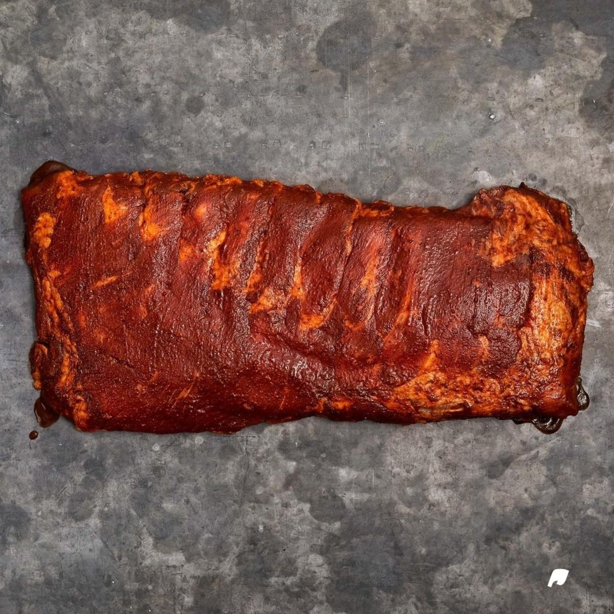 smoking-up-some-spare-ribs