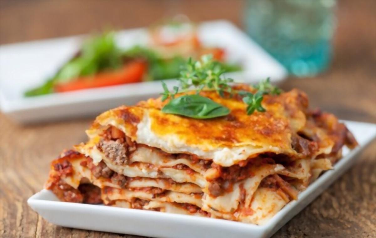 How to Make Lazy Lasagna?