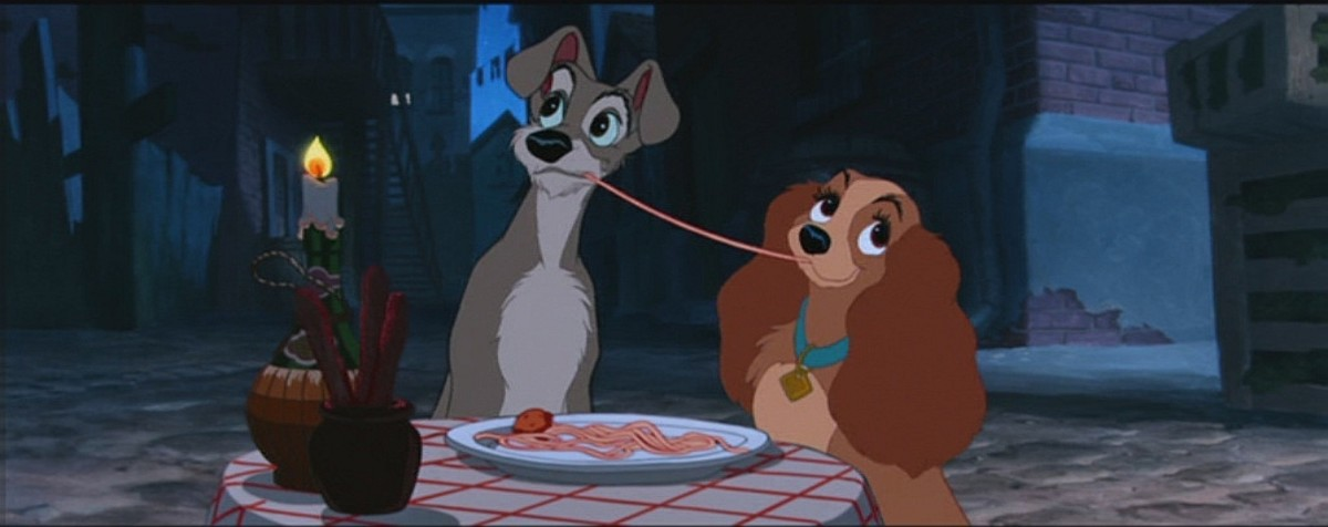 The film contains one of the most iconic scenes in not just Disney's history but cinema in general as well.