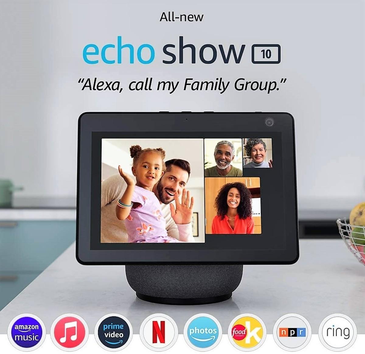 Echo Show 10 (3rd Gen)
