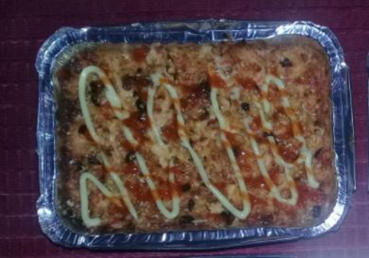 Spicy Wasabi Tuna