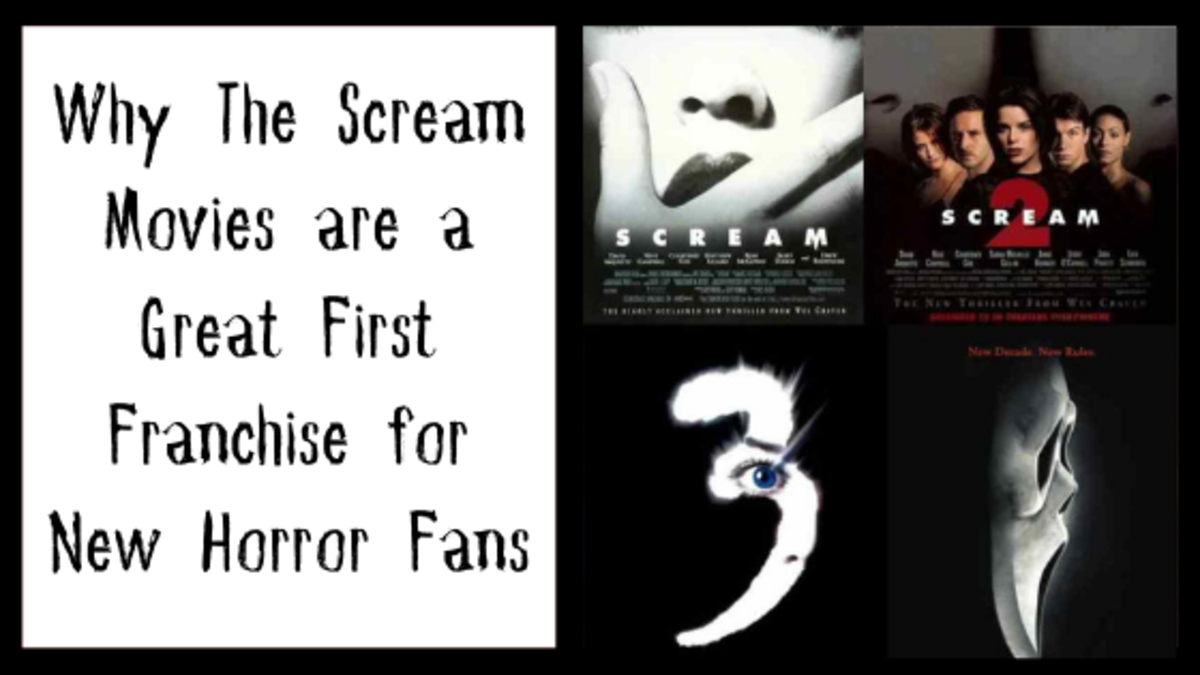 Why The Scream Movies are a Great First Franchise for New Horror Fans